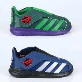 zapatillas marvel adidas