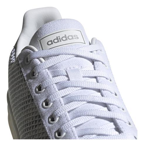 zapatillas adidas moda grand court mujer gr/bl