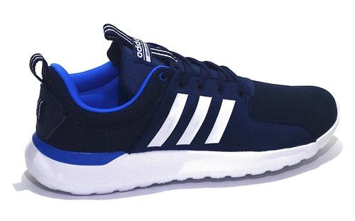 zapatillas adidas modelo neo cloudfoam lite racer - (9821)