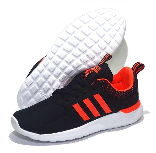 zapatillas adidas modelo neo cloudfoam lite racer  - (9823)