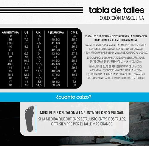 zapatillas adidas modelo trail running galaxy trail - (3979)