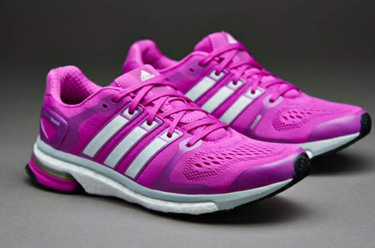 Adidas 2016 Zapatillas rosa
