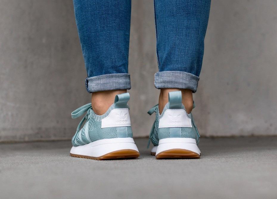 hot sale online efdab 64015 Cargando zoom... adidas mujer zapatillas · zapatillas adidas originals  flashback primeknit mujer