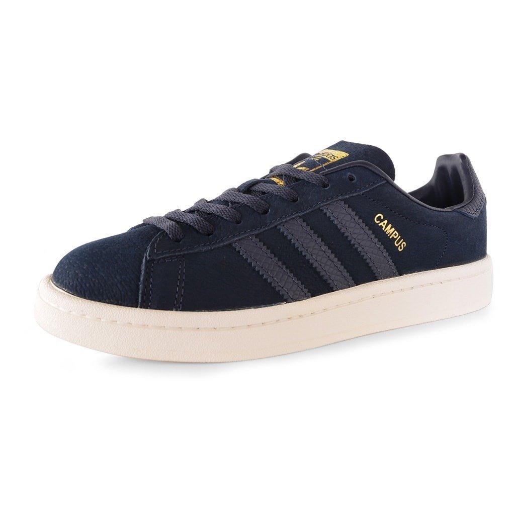 2d2168d8352 Zapatillas adidas Originals Campus W Azul Mujer N°39