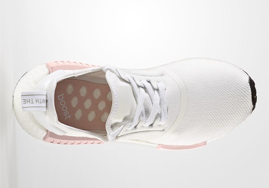 ea0252aab51 Cargando zoom... adidas mujer zapatillas. Cargando zoom... zapatillas  adidas nmd r1 w blanco rosa mujer    modelo 2017