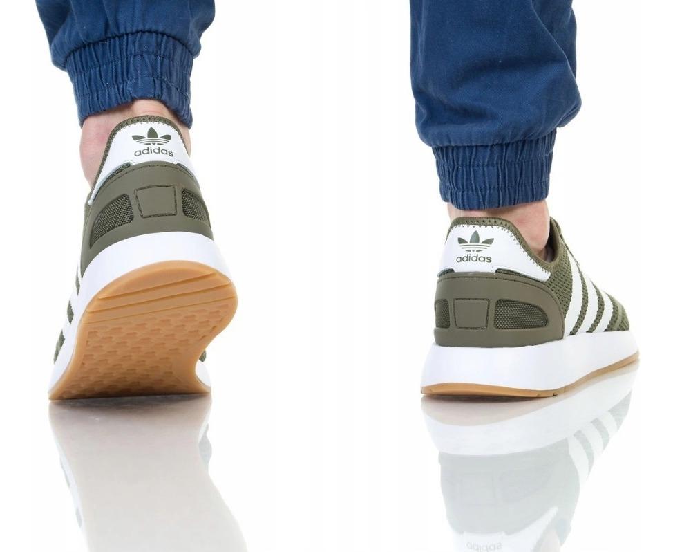 zapatillas adidas verde militar hombre