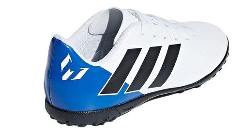 zapatillas adidas nemezis messi tango 18.4 para niño t 28-38