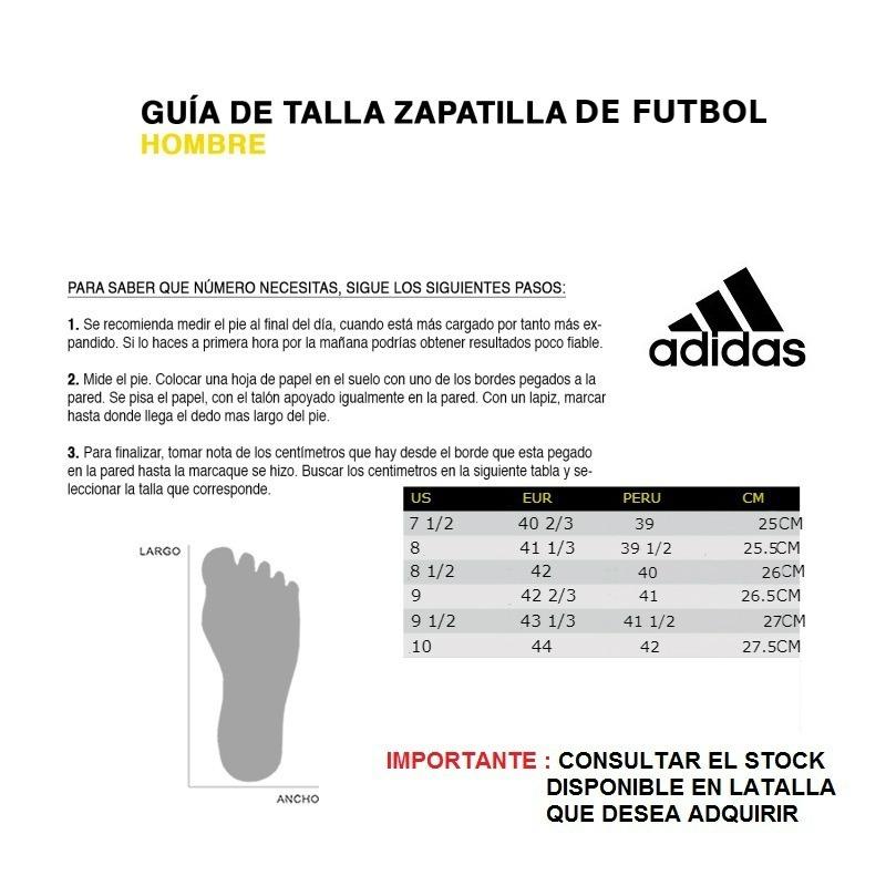 Zapatillas 18 adidas Fg Chimpun Botin Nemeziz 3 Tango Nuevo cL45Aj3Rq