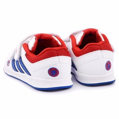 best website 09207 fc05d zapatillas adidas nene bebe lk spiderman cf i