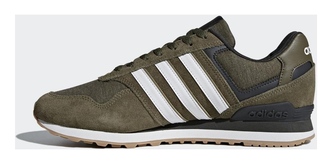 zapatillas adidas neo 10k hombre