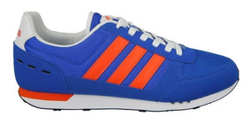 Zapatillas adidas Neo City Racer Naw3875 Blue (3875)
