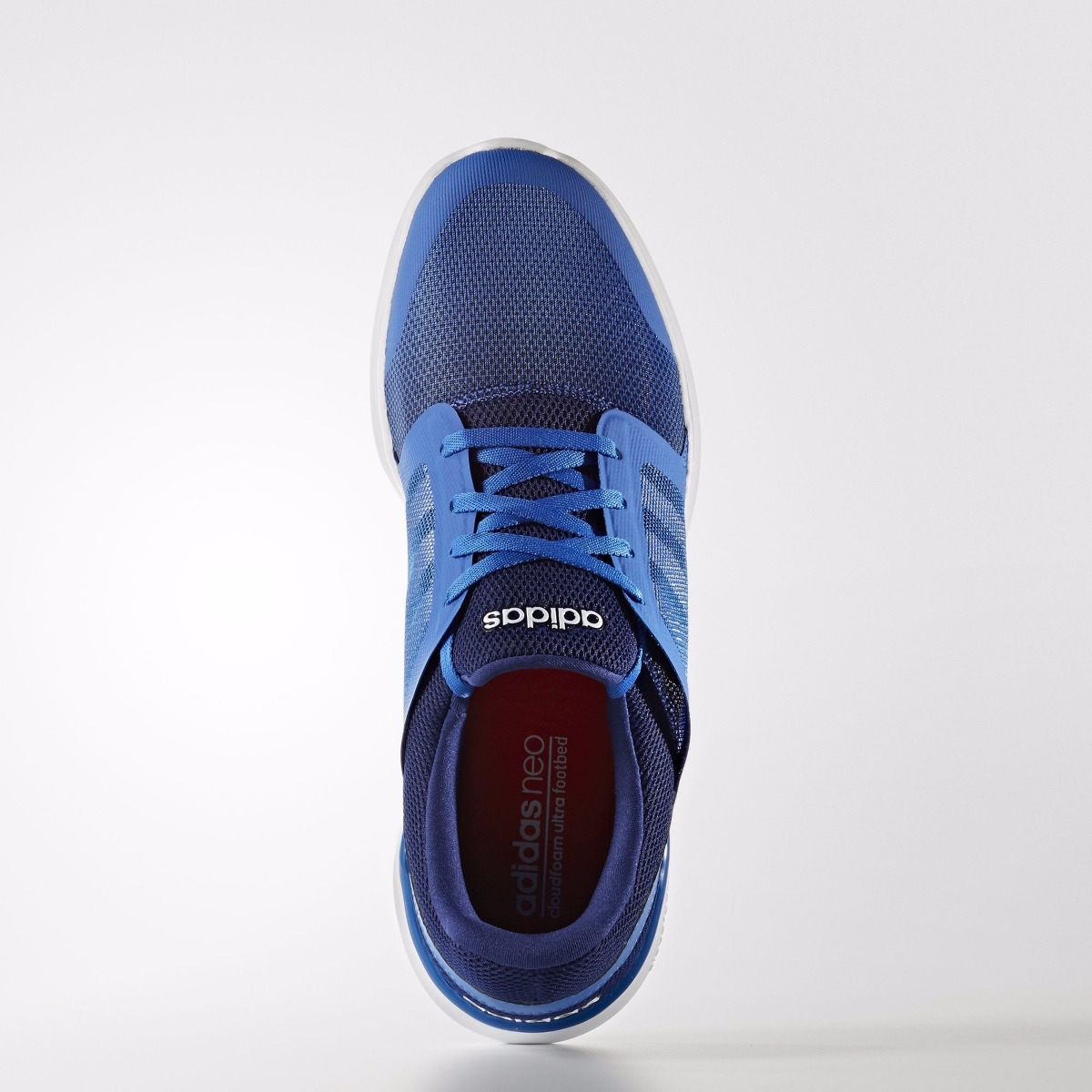 Zapatillas adidas Neo Cloudfoam Xpression W Mujer Azul