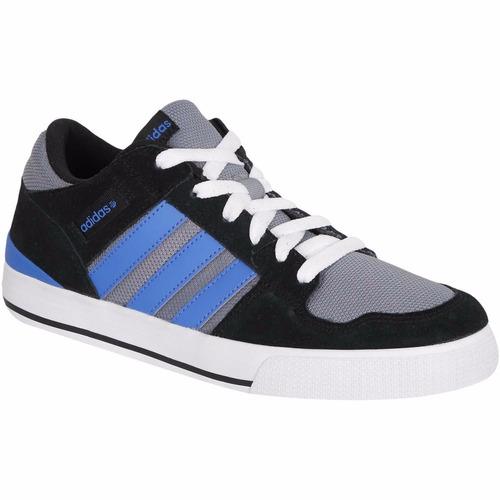 zapatillas adidas neo hoops st negro
