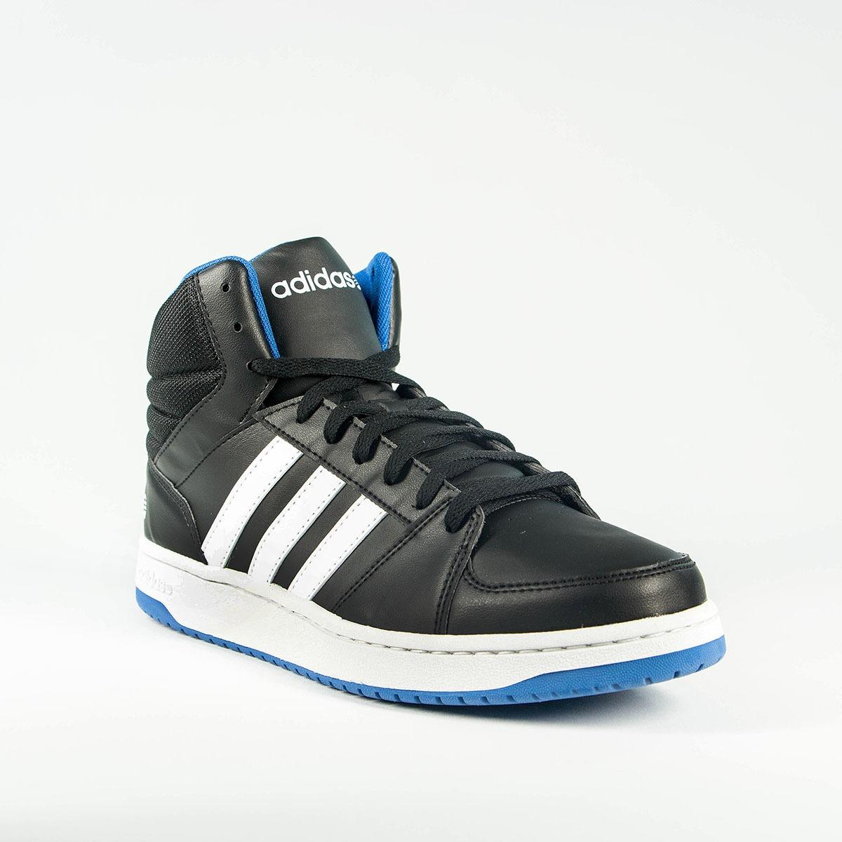 d07693d514442 ... store zapatillas adidas neo hoops vs mid hombre negro. cargando zoom.  0d8ec 59b65
