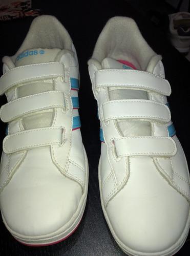 zapatillas adidas neo label originales n°39 1/3.
