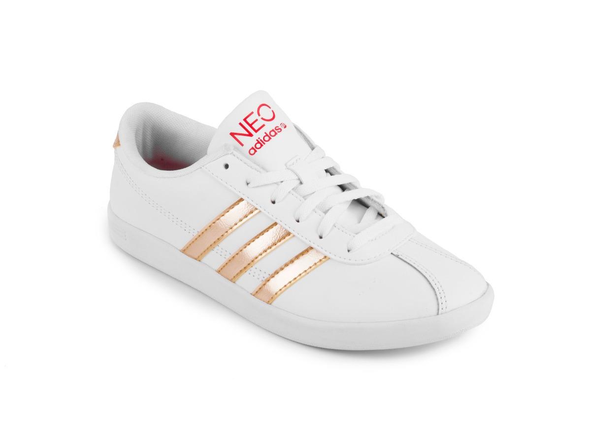 zapatillas adidas neo blancas