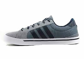 adidas neo grises hombre
