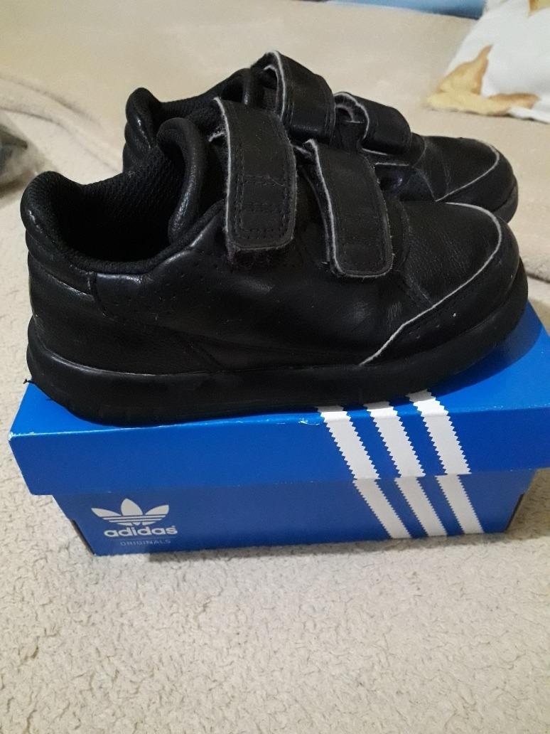 zapatillas adidas niño 25