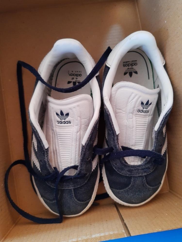 zapatillas adidas 25 niño