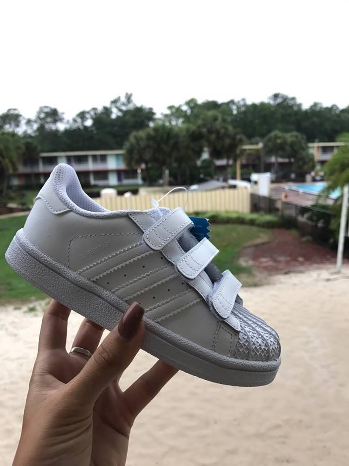 45ecf9f4c zapatillas adidas superstar abrojo bebe niño chicos original · zapatillas  adidas niño. Cargando zoom.