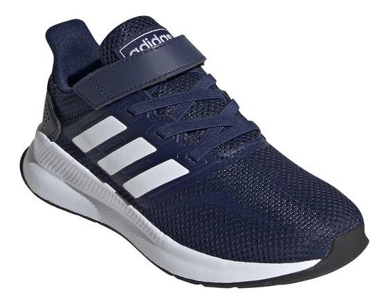 Cuña Parecer obtener  Zapatillas adidas Niño Runfalcon C - S/ 149,00 en Mercado Libre