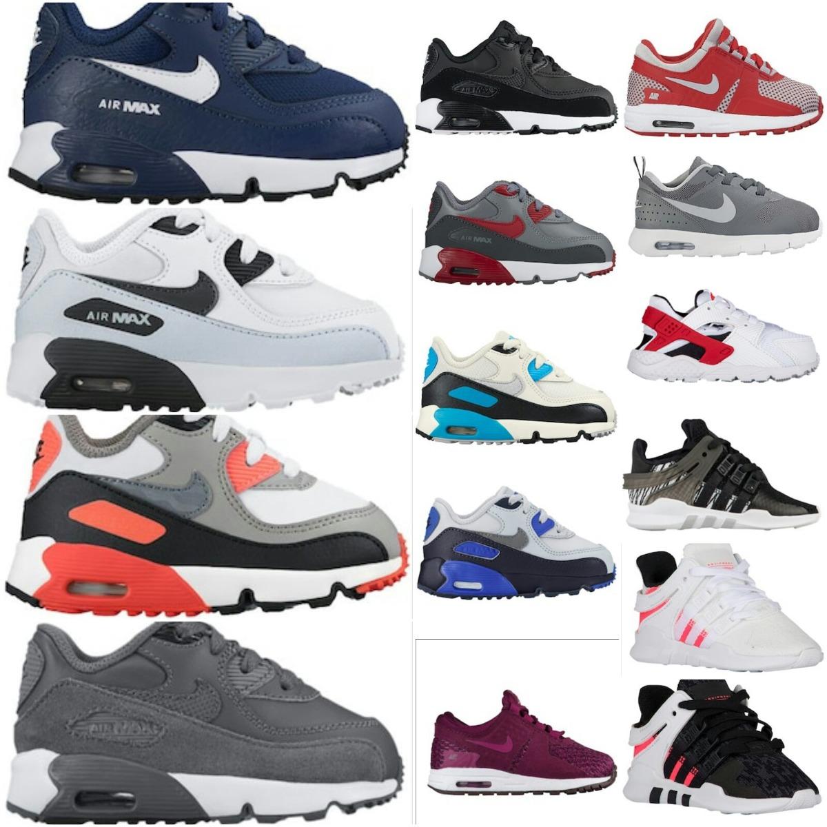 4025c7d1 Zapatillas adidas Nike De Niños 20 Al 27 100% Originales - S/ 265,00 ...