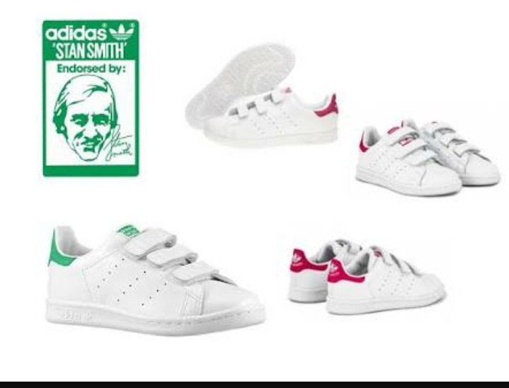 adidas niño stan smith