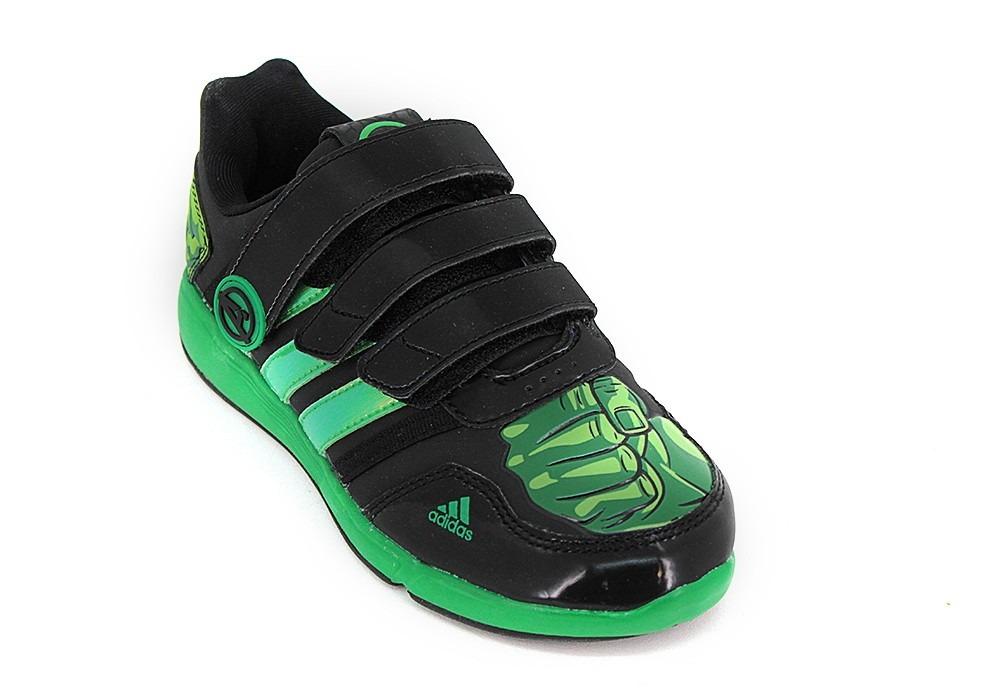 Zapatillas para Niños Adidas Marvel Avengers Hulk AQ3770