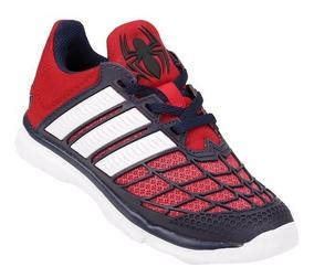 Zapatillas adidas Niños Disney Spider Man K Nuevo Original