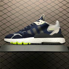 zapatilla adidas jogger azul