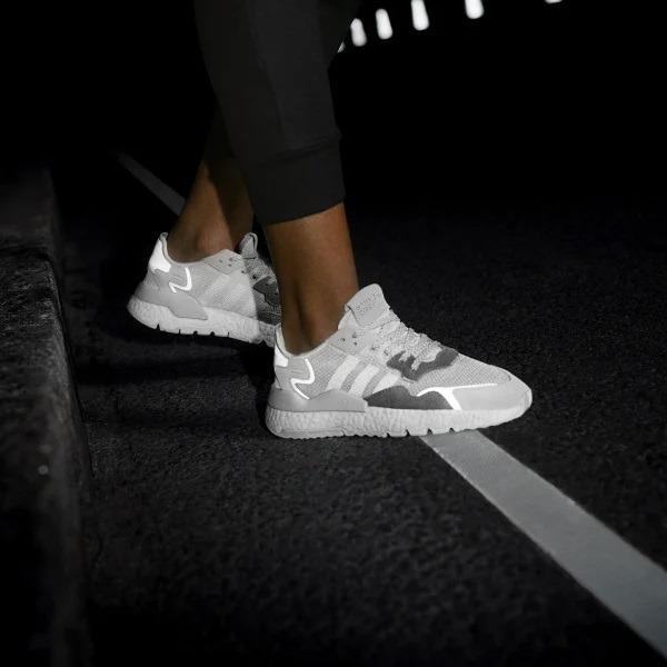 adidas nite jogger mujer