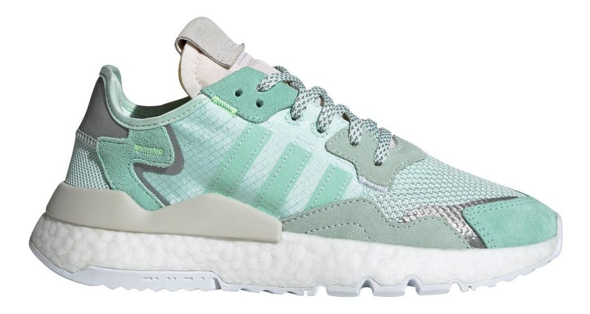 adidas verdes mujer zapatillas