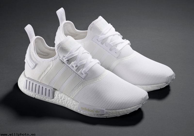 zapatillas adidas nmd blancas