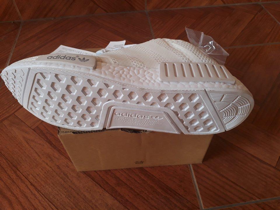 e32dcf527c5 zapatillas adidas nmd boost blancas- entrega en 24 hs. Cargando zoom.