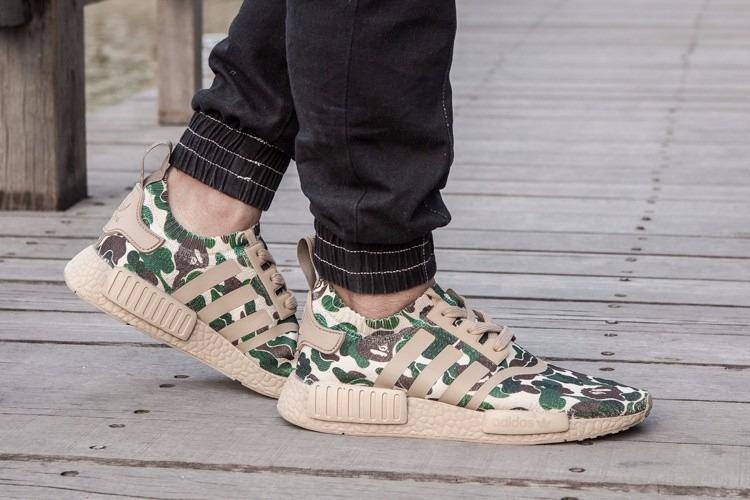 zapatillas adidas nmd camufladas