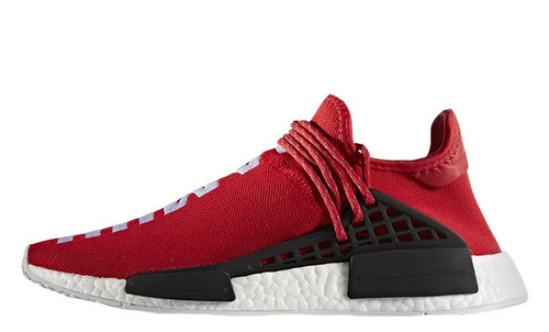 zapatillas adidas nmd human race rojo pharrell nuevo 2017