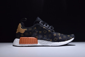 big sale d810b c9f6f Zapatillas adidas Nmd Louis Vuitton Supreme Calidad