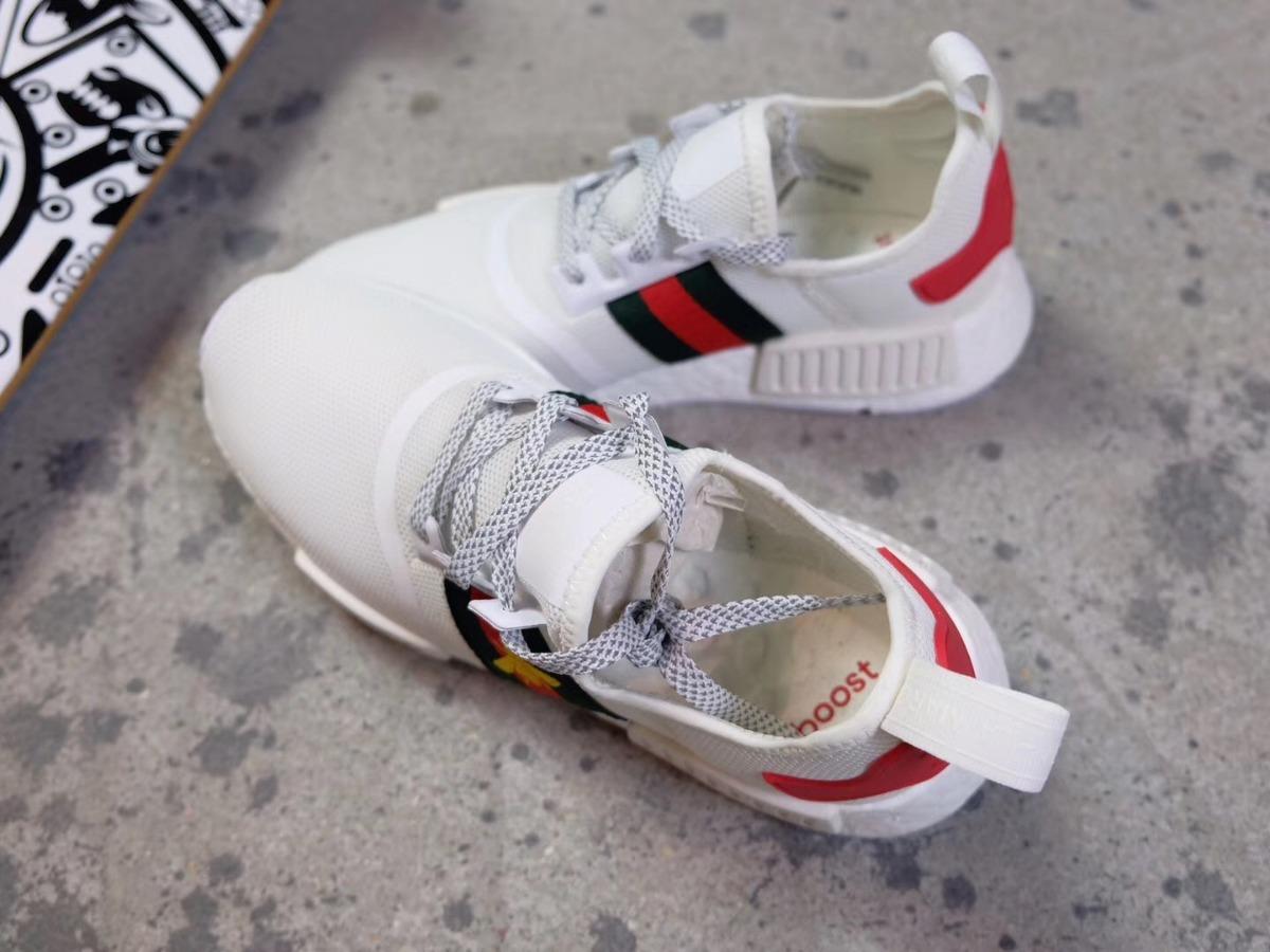 adidas NMD GUCCI Glitch Sneakers Are The Most Trend Now. BUYMA
