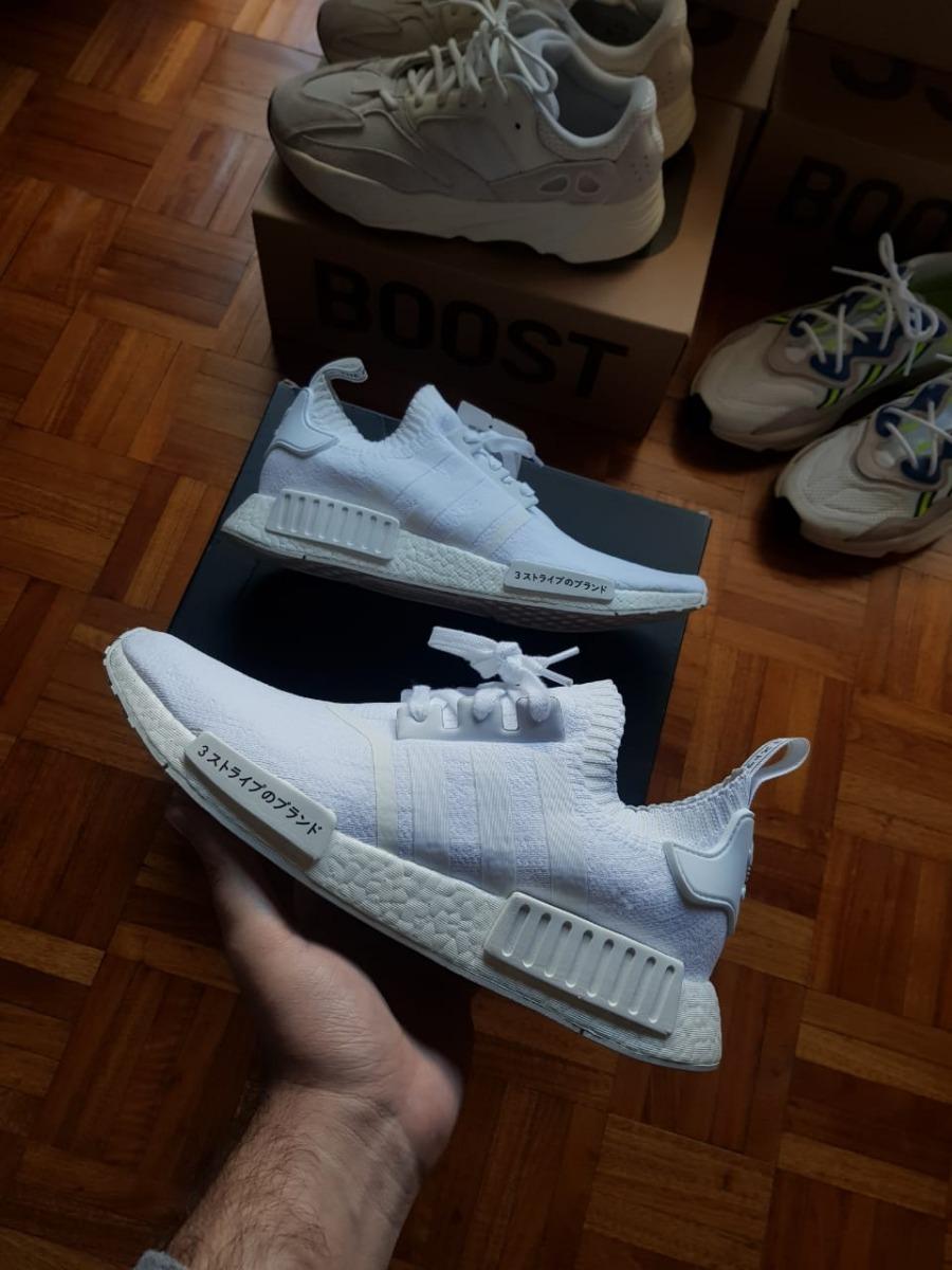 conocé las nuevas Adidas NMD white | SneakerHead Argentina