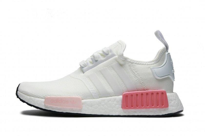 1a58f0b6362 3c5d6 d1272  reduced zapatillas adidas nmd r1 mujer blancas rosa envío  gratis. cargando zoom. 3d195 2c697