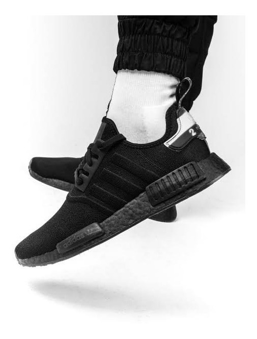 Zapatillas Adidas Nmd R1 Negro Blanco Japan Nuevo 2019 S 399 90 En Mercado Libre
