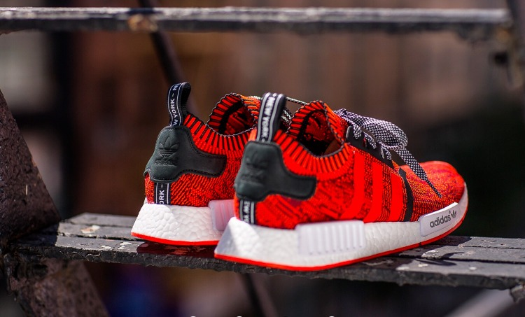 brand new bfd35 37819 Zapatillas adidas Nmd R1 Pk Red Apple Rojo // Modelo 2017