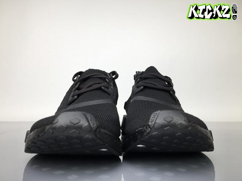 Zapatillas Adidas Nmd R1 Primeknit Japan Triple Black S 349 00