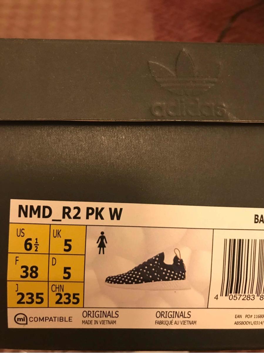 Zapatillas adidas Nmd R2 Usa 6.5!