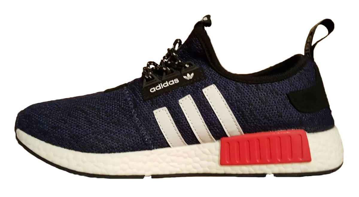 online store b6236 2074a norway adidas nmd runner pk negro azul negro 778f1 9f5c0  wholesale  zapatillas adidas nmd runner boost hombre azul. cargando zoom. 23eb1 e5adc