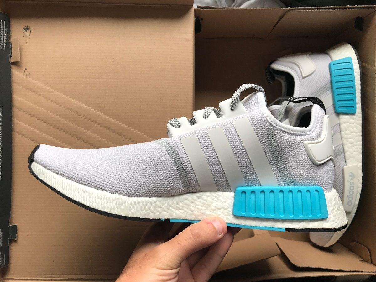 e8b615a8d65 zapatillas adidas nmd runner r1 nuevas originales en caja. Cargando zoom.