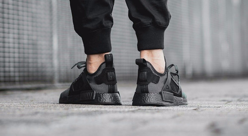 zapatillas adidas nmd xr1 triple black