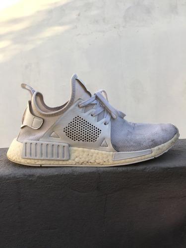 zapatillas adidas nmd xr1 triple white