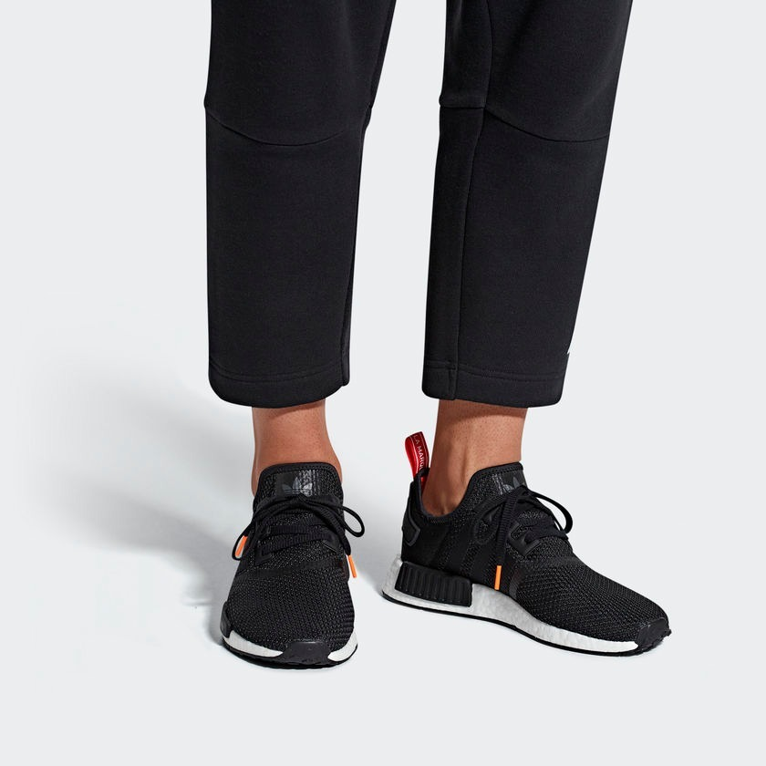 Zapatillas adidas Nmd_r1 Negras Hombre Originals