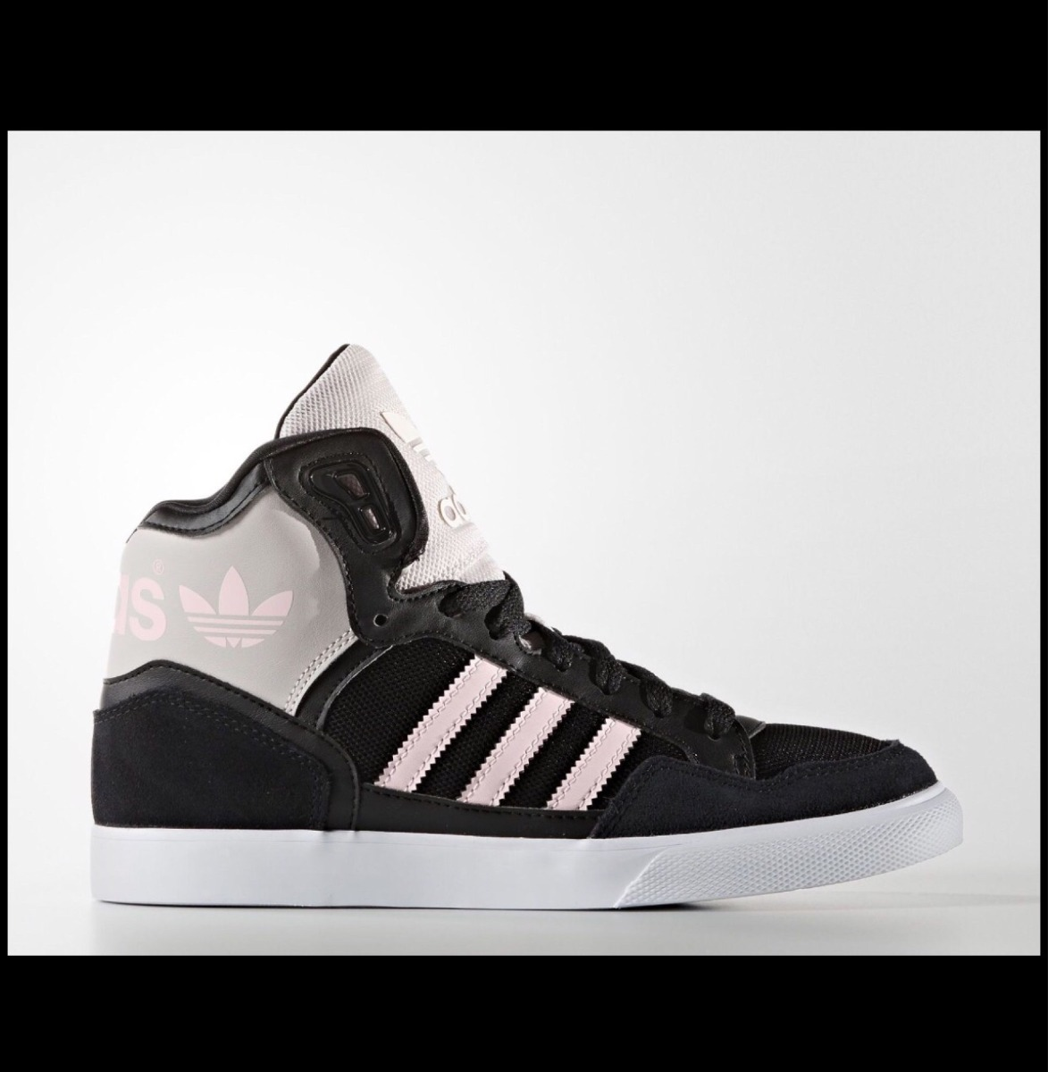 Zapatilla Extaball W Negra Adidas Originals